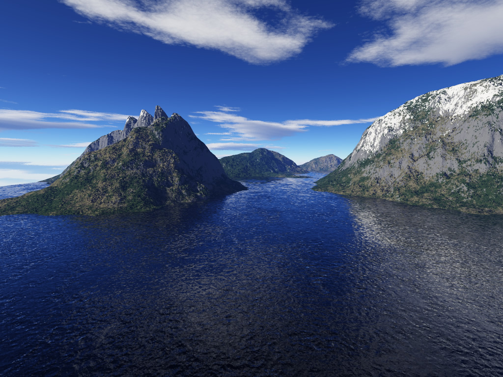 3d mountain wallpaper - photo #8
