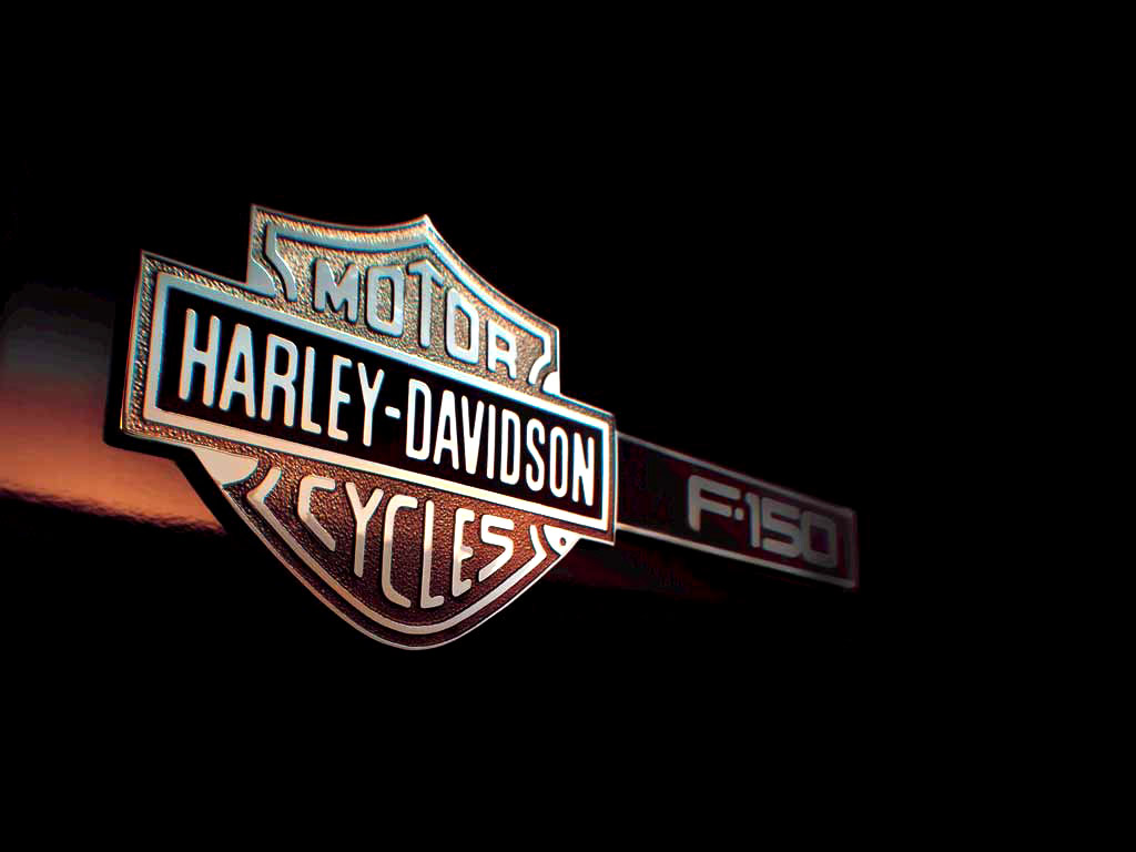 newest harley davidson logo wallpapers - photo #20