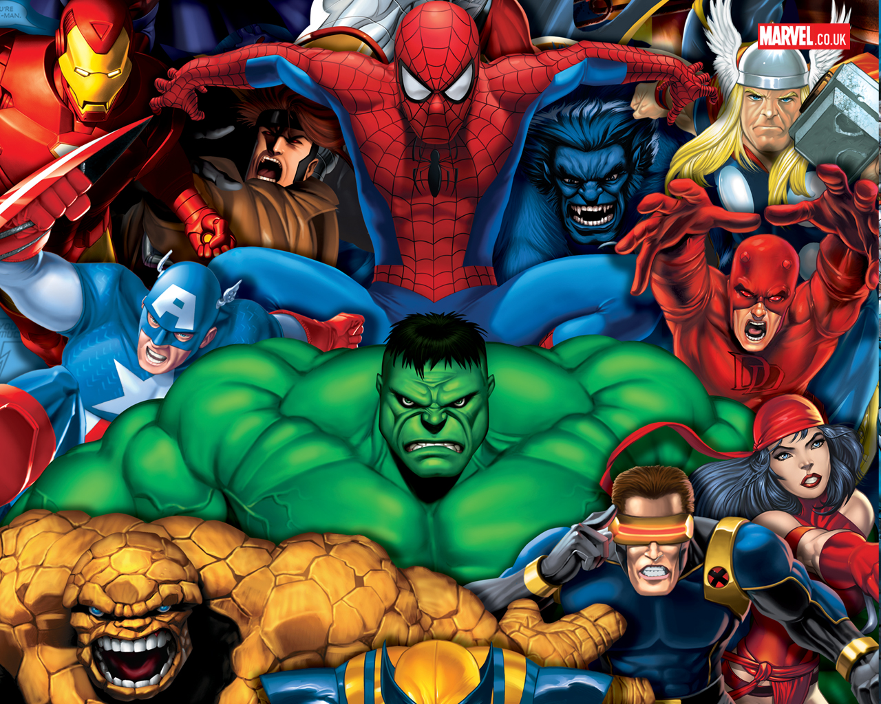 Marvel 3d  Ics Wallpaper Marvel Alternate Universes Wallpaper Marvel
