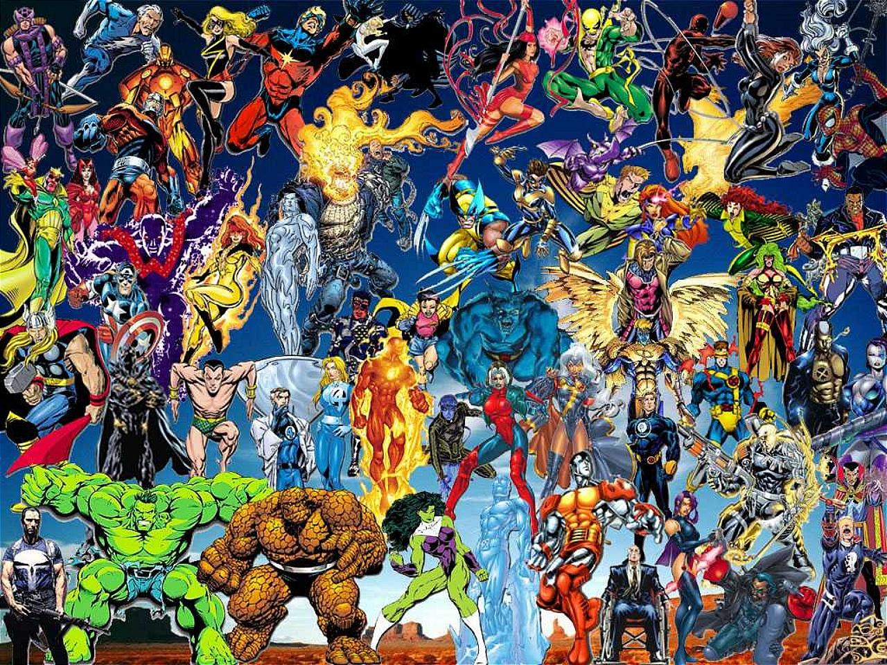 pics photos dc comics vs marvel wallpaper
