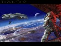 Halo 2 game wallpaper.